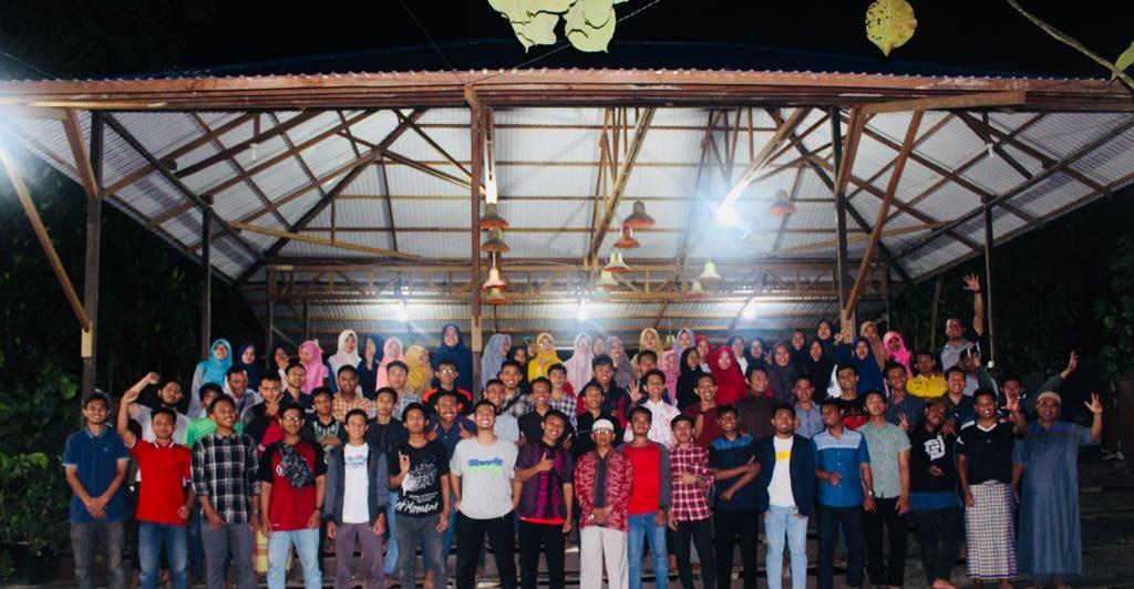 Jalin Keakraban, Generus LDII Adakan Kegiatan Masak Bersama