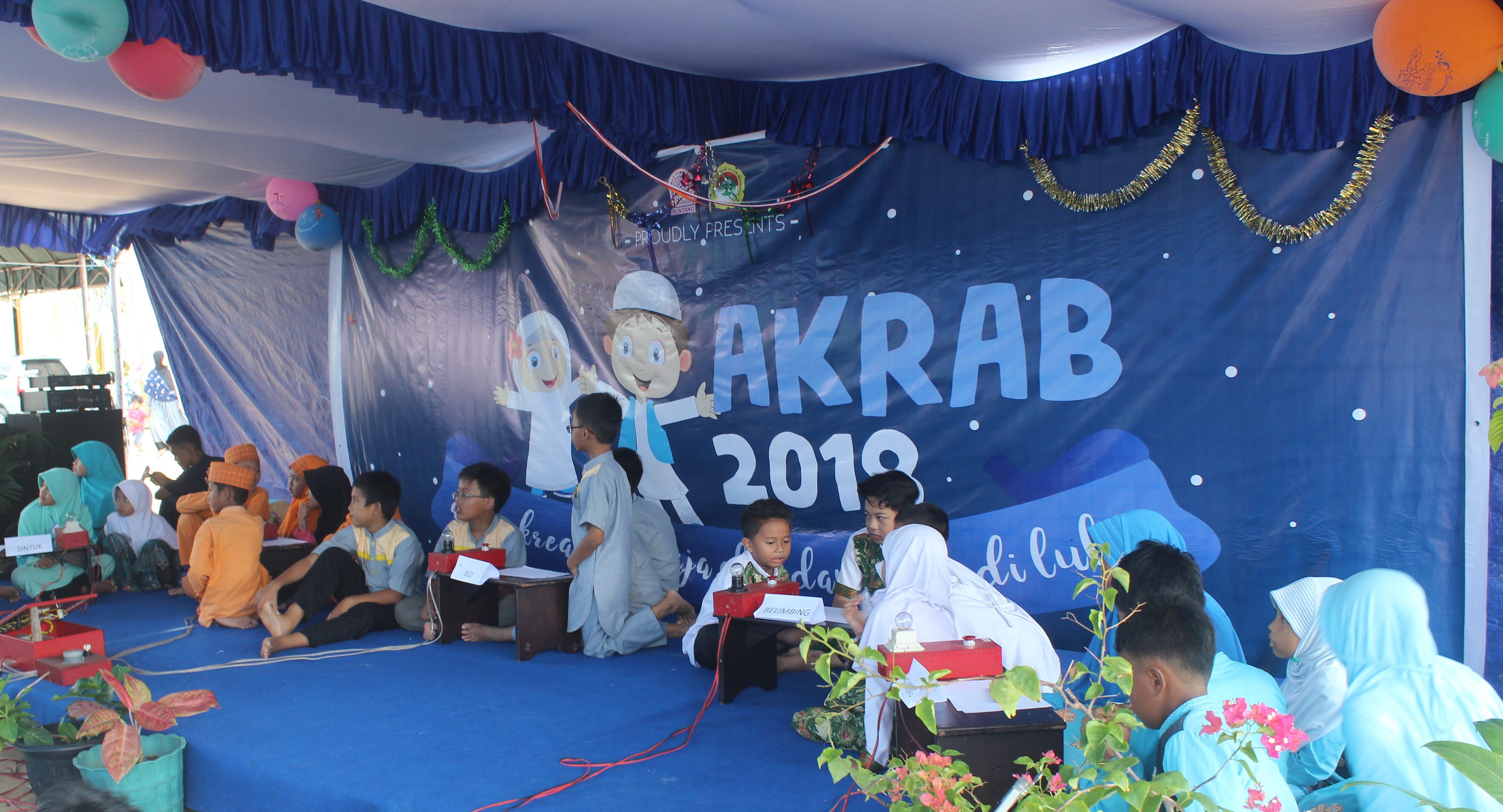 PC LDII Bontang Utara Gelar AKRAB 2018