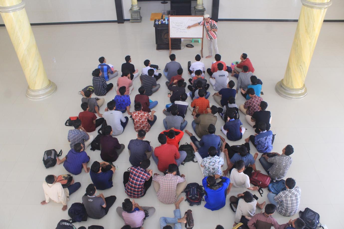Melalui Pengajian, LDII Tekankan Kembali 'Tri Sukses Generus'