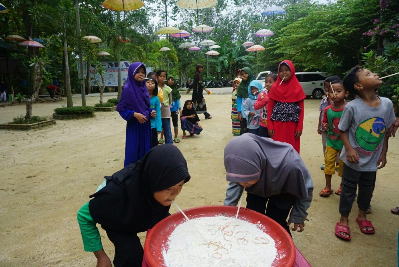LDII Gunung Telihan Isi Liburan dengan Family Gathering