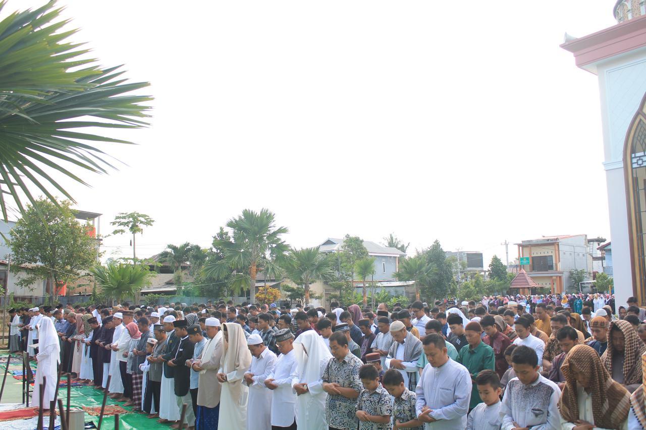 """LDII Adakan Shalat Idul Fitri 1440H """"Rayakan Kemenangan, Eratkan Tali Shilaturrohim"""""""