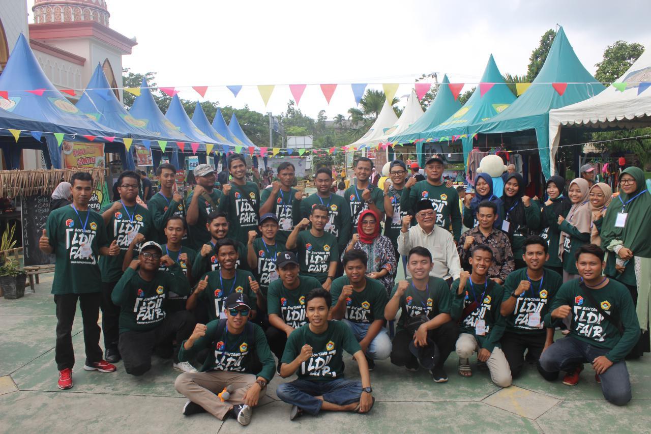 Dihadiri Walikota, LDII Bontang Sukses Gelar LDII FAIR 2019