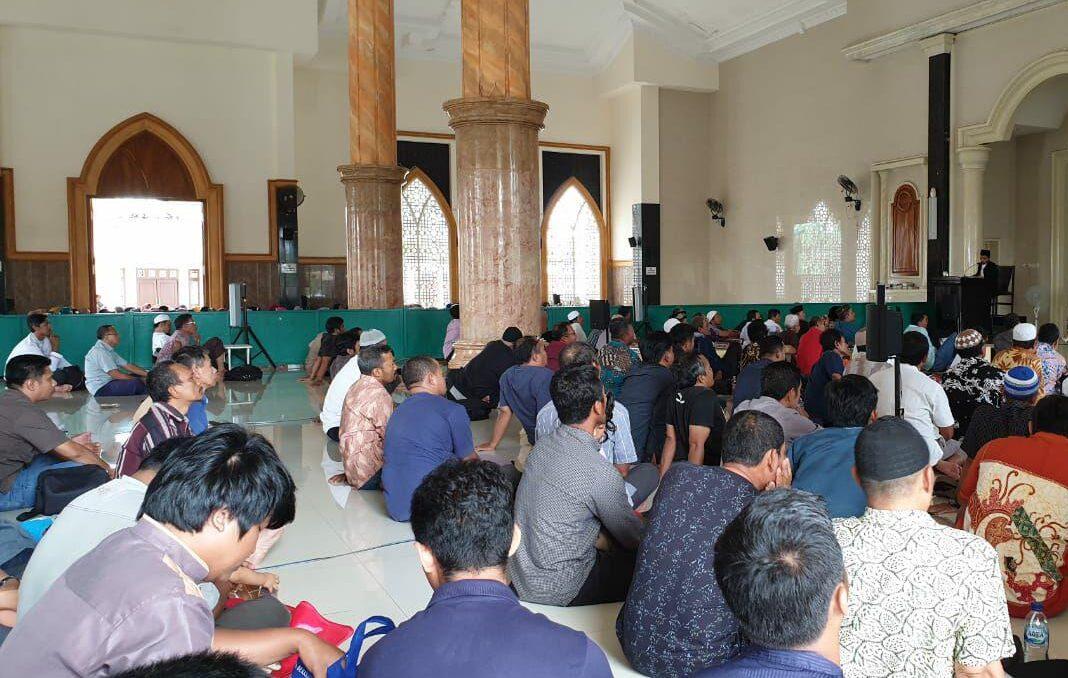 Pengajian Umum DPD LDII Bontang di Penghujung Tahun 2019