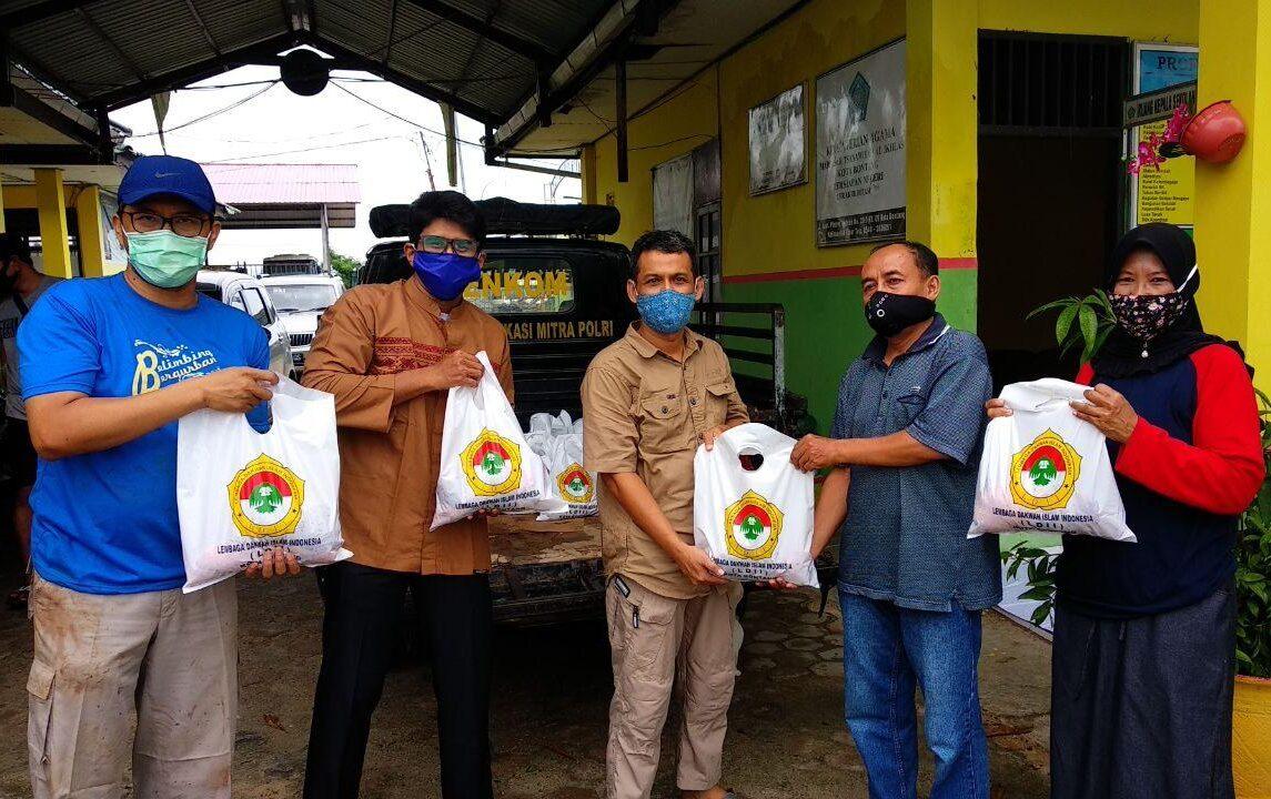 Di Tengah Pandemi, Warga LDII Bontang Tetap Semangat Berkurban