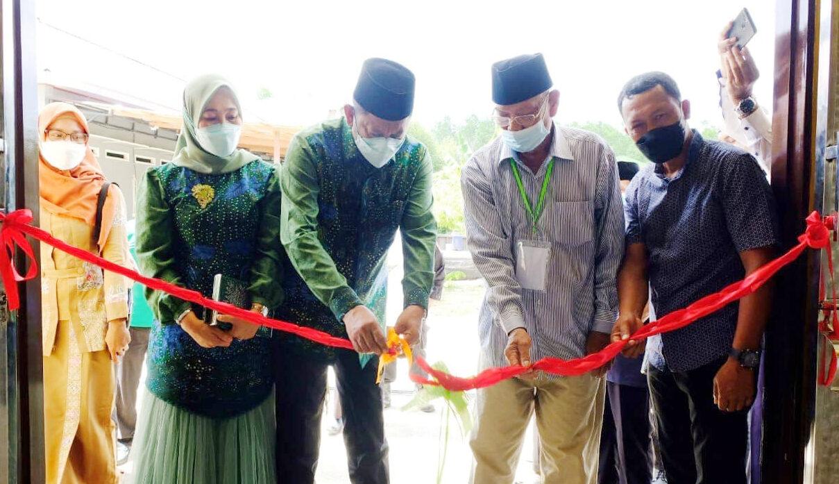 Binaan LDII, Masjid Al-Kautsar Loktuan diresmikan Walikota Bontang